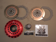 OS Overhaul Kit - B STR2C EVO 9 - CT9A 2 x Disc, Pressure Plate, Center Plate, Clutch Cover, Cover B