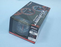 Universal - DF08902 - 60mm - Oil Pressure - 0-1000kPA - Black