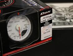 Universal - DF09101 - 60mm - Oil Temperature - 50-150C - White