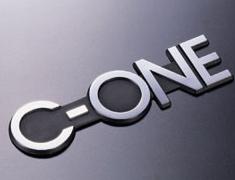 C-One - Emblem - Metal Emblem