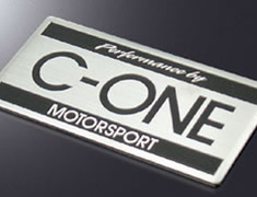 C-One - Emblem - Stainless