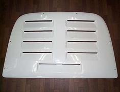 Ask Sport - Engine Rear Cover or Front Bonnet