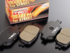 TRD - Black Series Brake Pads