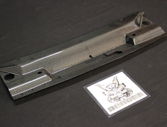 180SX - RS13 - Material: Carbon Fibre - RPS13 CFRP