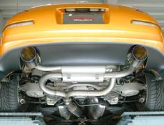 Trial - Titanium Muffler - 350Z