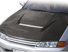 Varis - Cooling Bonnet - R32 GTR