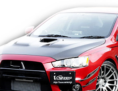 Varis - Cooling Bonnet - EVO X