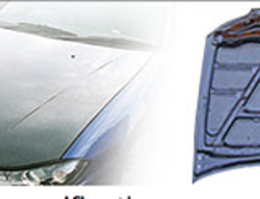 Varis - Light Weight Carbon Bonnet - S15