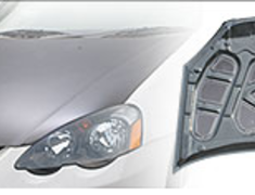 Varis - Light Weight Carbon Bonnet - DC5