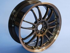VOLK Racing - Black Machining Premium