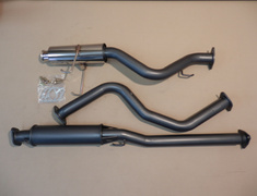 Civic Type R - EK9 - Honda - Civic - EK9 - 60.5mm Pipe - 100-60.5mm Tail - B304HO24