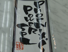 Phoenix Power - Writing Brush Sticker
