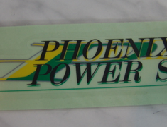 Phoenix Power - Yellow & Green