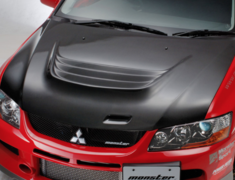 Lancer Evolution IX - CT9A - Material: Carbon - 3LQB10