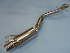 Altezza - GXE10W - Pipe Size: 60mm - Tail Size: 115mm - 162AT023