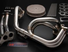 Impreza WRX STI - GDB - Design: 4-2-2 - Diameter: 42.7-45mm - Material: SUS304 - 414001
