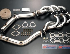 Tomei - Exhaust Manifold + Straight Frontpipe