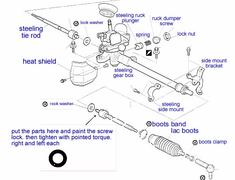 R's Racing - Angle-Up Kit II - Fitment