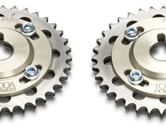 Toda - Silvia - Free Adjusting Cam Gears