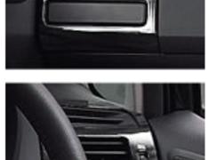 TRD - Interior Panel Set - Auris - Side