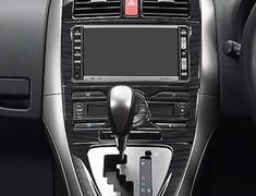 TRD - Interior Panel Set - Auris