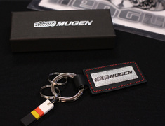 - Mugen Leather Key Holder - 90000-XYD -100A