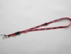 Power Neck Strap - Red