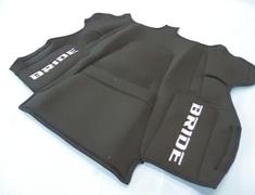 Bride - Seat Back Protector Seat Back Protector - Cuga/Vorga - Black