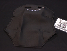 Universal - Seat Back Protector - P01 Type - Blue - P01CPO