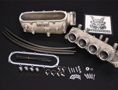 Lancer Evolution X - CZ4A - Mitsubishi - Evo X - CZ4A - Not SST - Surge Tank Kit - 10220