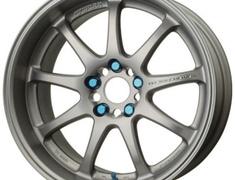 Work Wheels - Work Emotion - XD9  Mag Silver