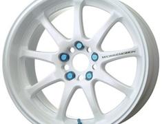 Work Wheels - Work Emotion - XD9  White