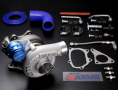 Tomei - ARMS M7760/M7960 Single Scroll Turbo Kit - Subaru EJ20/25
