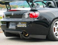 J's Racing - Rear Diffuser