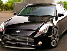 DAMD - Black Metal Bodykit - Nissan Skyline Coupe