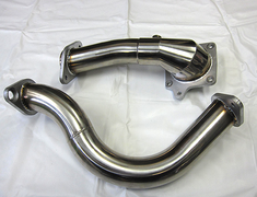 R's Racing Service - Super Front Pipe Kit