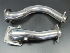 Swift Sport - ZC32S - First & Second Pipe Kit - Material: SUS304 Stainless - E32-206