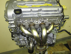 R's Racing Service - High Performance Catalytic Manifold