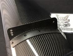Lancer Evolution X - CZ4A - Material: Wet Carbon - Width: 1480mm - CZ4A Street