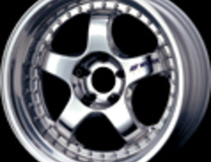 Work Wheels - MEISTER S1 3Piece 19-inch