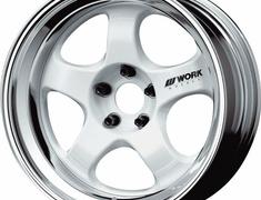 Work Wheels - MEISTER - S1 - 2 Piece