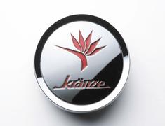 "- Kranze BAZREIA - 18""~20"" (3 piece wheel) - Chrome w/ Red Logo - Set of 4 - 52576"