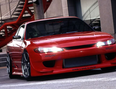 Car Make T&E - Vertex Lang Body Kit - S15 Silvia