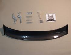 Swift S - ZC31S - M16A - TMDF-A00701 - Suzuki - Swift ZC31S - Carbon Rear Wing