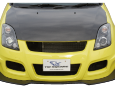 TM Square - Front Bumper Spoiler