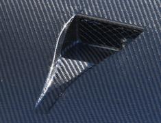 TM Square - Carbon Bonnet