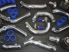 Garage Saurus - Suction & Piping Kit