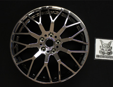 "Accord - CU2 - Colour: Black Metal Coat - Size: 19"" - Width: 8J - Hole: 5H x 114.3 - Offset: +58 - 42700-XJ5-980C-5"