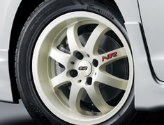 Mugen - Aluminum Wheel NR