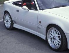 Garage Vary - Mazda Roadster NA - Side Step Type U